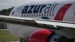 Azur Air заплатит пассажирам по100 тысяч рублей после посадки вБарнауле