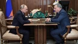 Срывов нет: вице-премьер Борисов рассказал Путину оразвитии ОПК