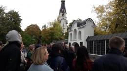 ВПетербурге увековечили память погибших вБаренцевом море моряков