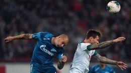 Два отмененных гола! Игра между «Локомотивом» и«Зенитом» закончилась сосчетом 1:0