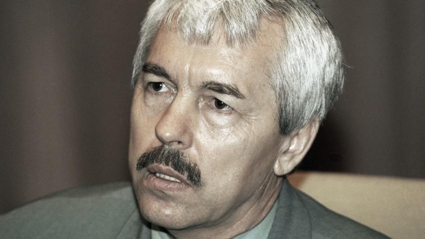 Ушел изжизни первый иединственный президент Крыма Юрий Мешков