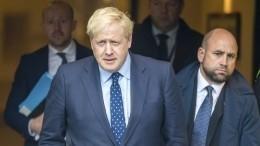 Борису Джонсону грозит уголовное дело из-за интимной связи смоделью