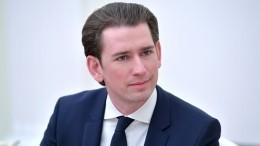 Партия Курца победила напарламентских выборах вАвстрии
