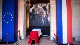 Путин примет участие вцеремонии прощания сЖаком Шираком