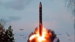 Накосмодроме «Плесецк» совершен успешный пуск баллистической ракеты «Тополь-М»— видео