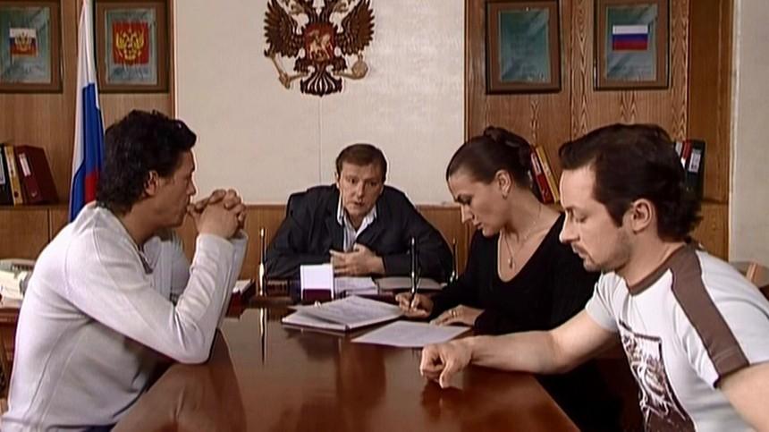 «Опера. Хроники убойного отдела. Случайная встреча»