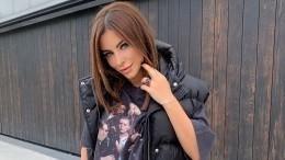«Вечно молодая»: Лорак показала модный осенний образ нафоне Эйфелевой башни