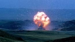 Трамп заявил осоздании нового секретного ядерного оружия