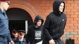 Суд отказал вУДО подельнику Мамаева иКокорина— видео
