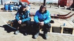 Ачего дома сидеть? —Федор Конюхов готовится вновь покорить Арктику!
