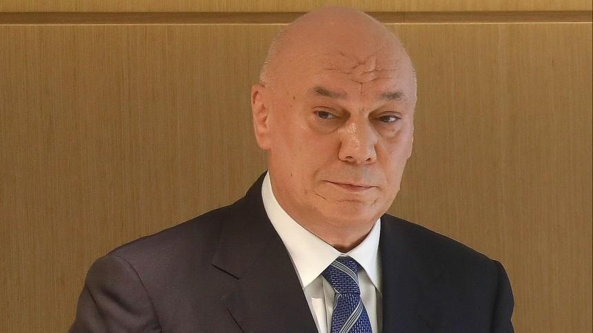 Геннадий Корниенко покидает пост директора ФСИН