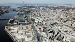 Санкт-Петербург незатопит из-за глобального потепления— мнение ученого