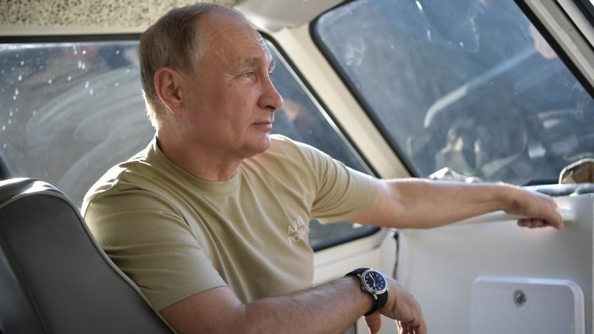 Владимиру Путину 67лет! Как все начиналось…
