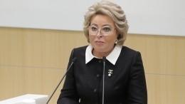 Матвиенко: «Формула Штайнмайера» станет хорошей основой для нормандской встречи