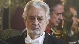 Пласидо Доминго покидает пост руководителя Los Angeles Opera из-за скандала