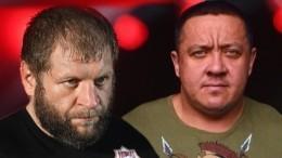 Емельяненко выложил видео кровавой драки сКокляевым