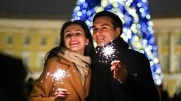 Россияне рассказали, гдебы хотели провести Новый год