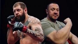 Фото: Кокляев показал «боевую кепку», которой Емельяненко попал ему влицо