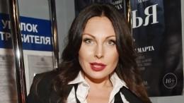 Узадержанной снаркотиками Натальи Бочкаревой парализовало половину лица
