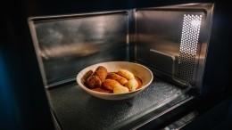 Лайфхак: Как уместить сразу две тарелки вмикроволновке