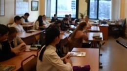 Учительница вКрасноярске обратилась вполицию из-за злой шутки учеников