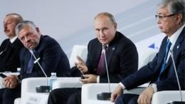 Россия готова предоставить свою помощь вурегулировании конфликта между Израилем иПалестиной