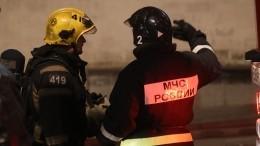 Пожар произошел нагорнообогатительном комбинате вКЧР