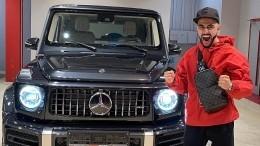 Блогер Гусейн Гасанов вСамаре покатался накрыше машины иподрался сохраной