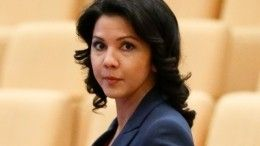 После допроса вФБР депутат Госдумы Юмашева возвращается вРоссию