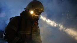 Озвучена предварительная причина пожара, вкотором погибли четверо детей