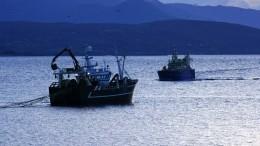 Вовремя задержания японская морская инспекция потопила северокорейскую шхуну