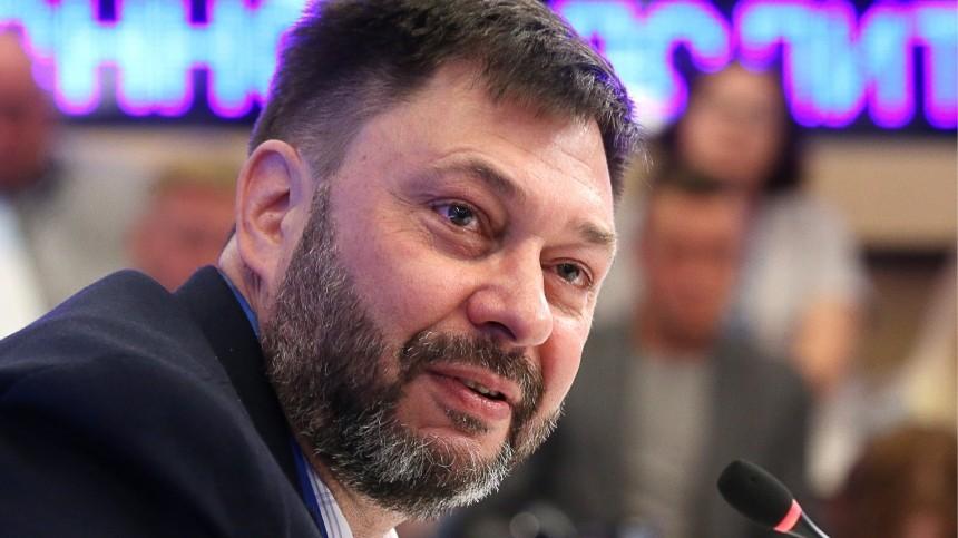 Кирилл Вышинский назначен исполнительным директором «России Сегодня»