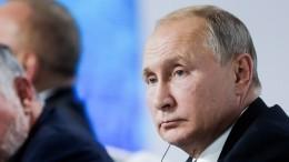 «Фактор Путина»: ВСША признали отсутствие эффекта отантироссийских санкций