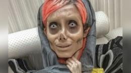 Иранская «Анджелина Джоли» угодила зарешетку
