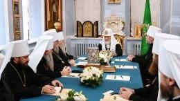 Русская Церковь закрыла последний нерешенный вопрос Гражданской войны