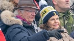 Король Швеции отлучил отдвора пятерых внуков