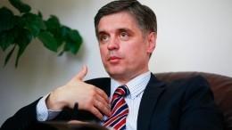 МИД Украины назвал три сценария развития ситуации вДонбассе