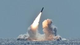 Наволосок отгибели: рядом сAirbus пролетела ядерная ракета США