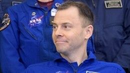 Астронавт НАСА награжден российским орденом Мужества заполет нааварийном Союзе