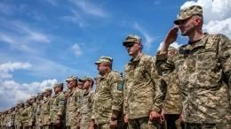 Вслучае ухода изДонбасса украинских силовиков ихместо обещают занять радикалы