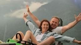 Победившие рак Рыбин иСенчукова празднуют 19-летие совместной жизни