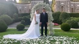 Видео: гости свадьбы Сергея Семака похвастались изящными пригласительными