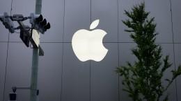 Китай предостерег Apple отпомощи мятежникам Гонконга
