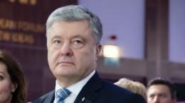 Порошенко обвинили вмахинации сналоговыми декларациями
