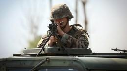 ВЛНР заявили оготовности котводу войск вЗолотом