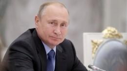 Путин обсудил итоги избирательной кампании сглавой ЦИК