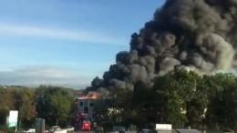 Власти несчитают терактом взрыв возле аэропорта вАвстрии