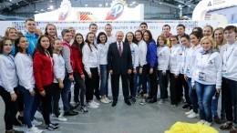 Перспективы развития спорта обсудят нафоруме «Россия-спортивная держава»