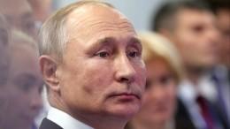 Путин рассказал, как ему сломали нос насекции бокса