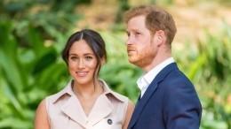 Королевская семья «отсылает» Меган Маркл ипринца Гарри вКанаду